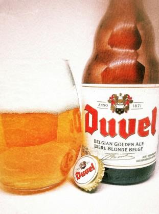 duvel ale