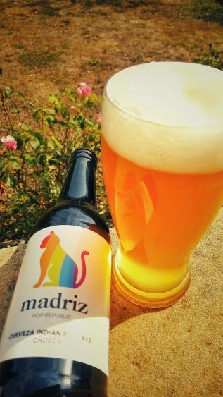 cerveza Madriz
