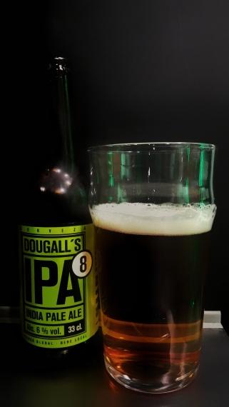 la cerveza del juernes IPA 8
