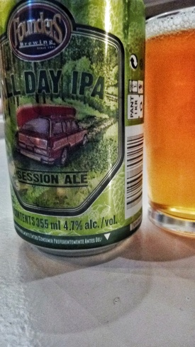 Tu Cerveza del Juernes All Day IPA