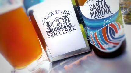 tu cerveza del juernes santa marina sabor de nuestra tierra