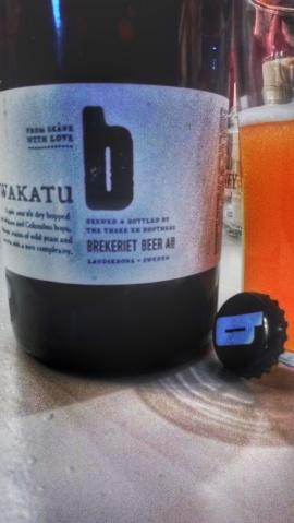 tu cerveza del juernes wakatu b