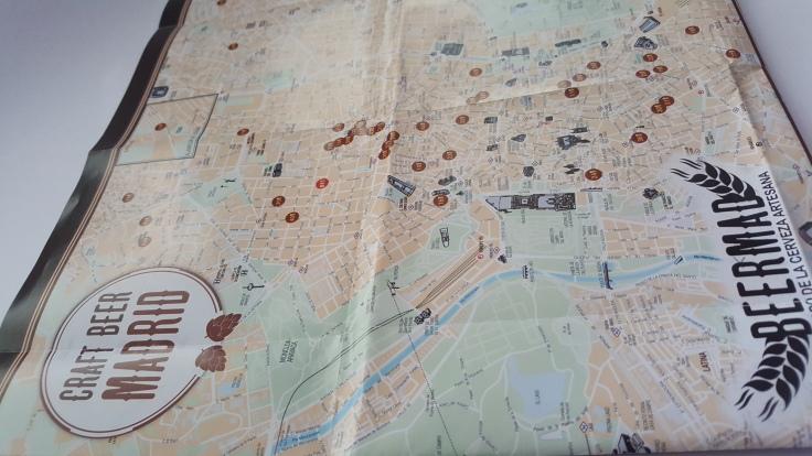 beermad mapa