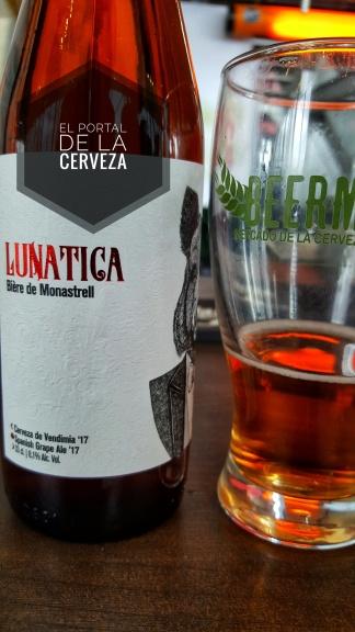 Lunática, Bière de Moscatell