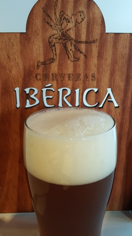 Cerveza Primitiva. Imagen propia, todos los derechos reservados.