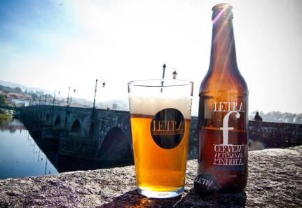 Cerveja Letra